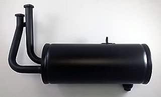 kawasaki mule 3010 exhaust