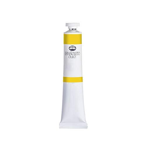 Lienzos Levante Óleo Españoleto, Tubo de 20 ml, 306 Amarillo de cadmio limón