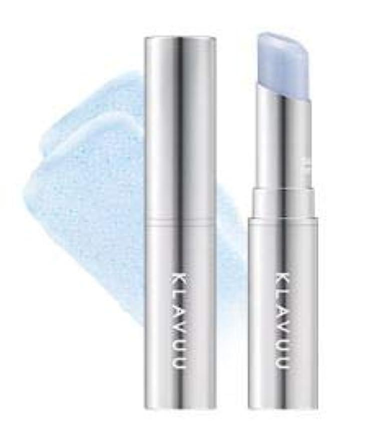 魅了する共産主義者解体する[Klavuu] URBAN PEARLSATION Glow Tinted Lip Balm 3.4g /グローティンテッドリップバーム3.4g (1.アクアリース) [並行輸入品]