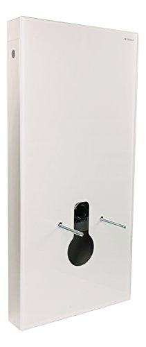 Geberit 30400 9 Sanitärmodul für Wand-WC, Weiß