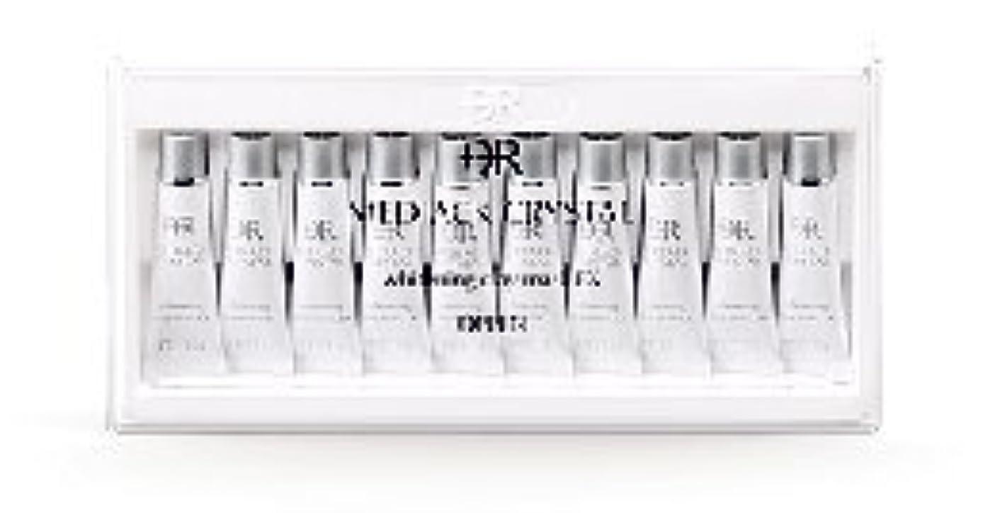 繊細かわす神話オッペン化粧品【OPPEN】 DRメディアッククリスタル ホワイトニングクレイマスク EX 6g×10本