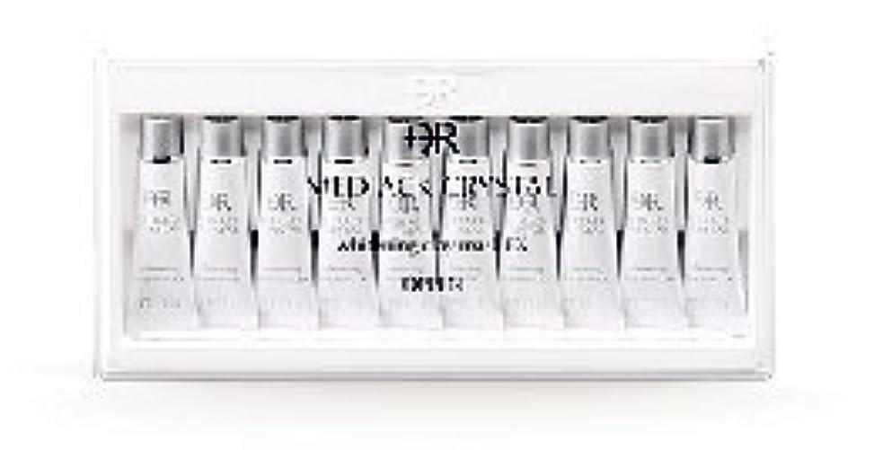 スクラップブックモネオッペン化粧品【OPPEN】 DRメディアッククリスタル ホワイトニングクレイマスク EX 6g×10本