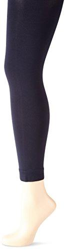 Nur Die Damen 711480 Legging, Blau (Dunkelblau 34), 40 (HerstellerGröße: 38-40=S)