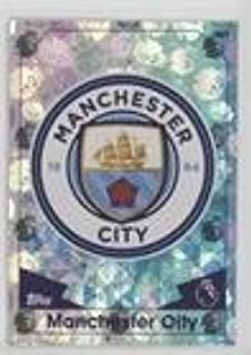 Manchester City (Trading Card) 2016-17 Topps Match Attax English Premier League - [Base] #163