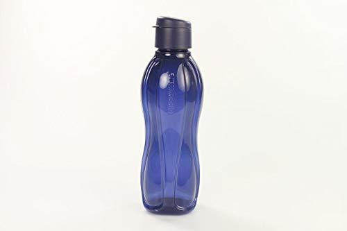 Tupperware To Go Eco - Botella de agua (1,0 L), color azul