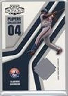 Vladimir Guerrero #/250 (Baseball Card) 2004 Playoff Honors Players Collection Blue Die-Cut Jersey Number Jerseys #PC-99