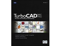 IMSI TurboCAD MAC-Version 2.0 Pro (3D)