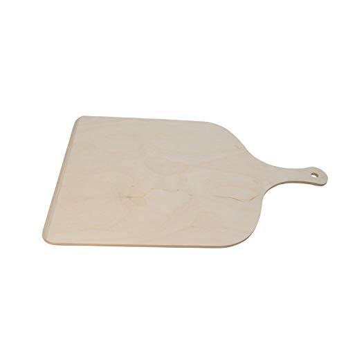 REPLOOD Pizzaschaufel aus Birkenholz 30 x 42 cm mit Griff