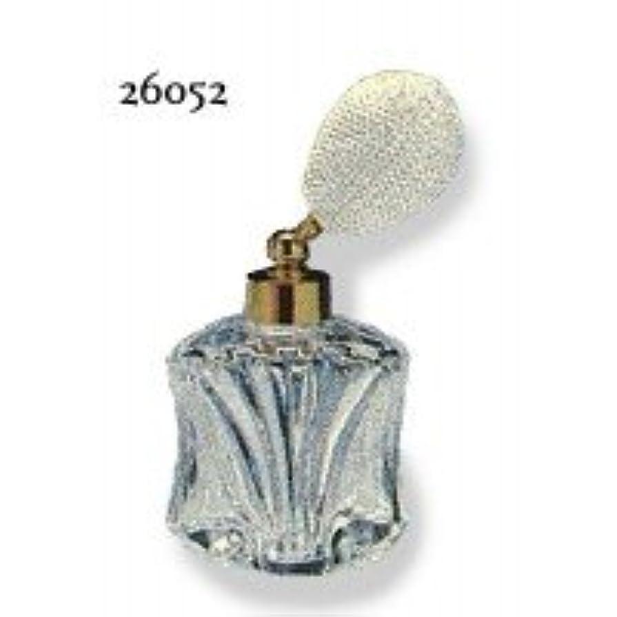 ドイツ製クリスタル香水瓶リードクリスタル 短