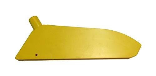 LESCHA ATIKA Ersatzteil | Schutzhaube Gelb für Tischkreissäge HT 315 / TSL 315