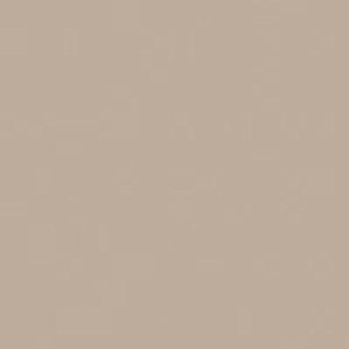 Drap housse 100% coton bio couffin ovale 50x90 - Noisette