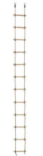 Gartenwelt Riegelsberger Premium Lot de 12 échelons en bois 440 cm