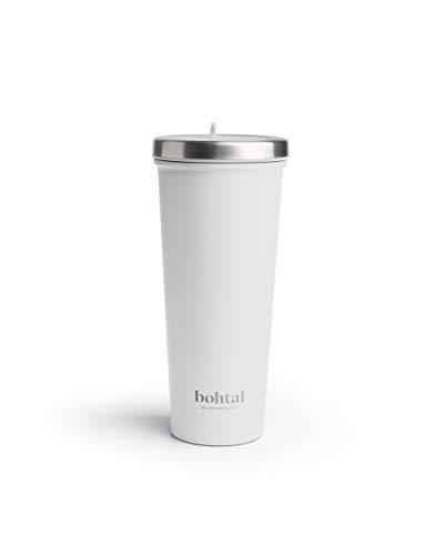 Smartshake Bohtal by Smartshake Insulated Tumbler, White
