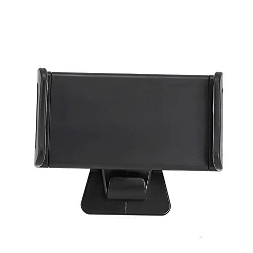 NUIOsdz Soporte para tableta de coche Soporte para asiento trasero iPad mini 4 Teléfono móvil iPhone XS Galaxy note 10 + Montaje, para Tesla Model 3 / Y Audi Q8 sport