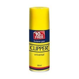 Clipper - GAS BUTANO CLIPPER 90ml + 10ml free - MC100