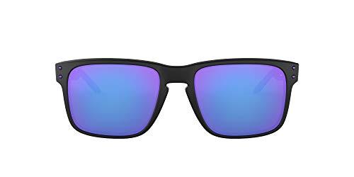 Oakley 0OO9102 Gafas de sol, Matte Black (Julian Wilson), 57 Unisex-Adulto