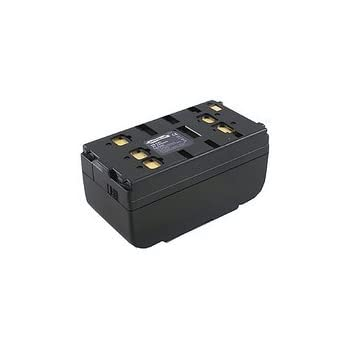 6v 2400mAh NV-G101A NV-3CCD1 Rechargeable Battery VW-VBS2E Replacement for Panasonic NV-61 NV-63