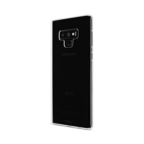 Artwizz NoHülle Handyhülle geeignet für [Galaxy Note 9] - Ultra-dünne, elastische TPU Schutzhülle mit UV-Resistenz - Transparent
