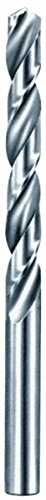 GUHRING 9006050028200 5xD Series 605 Cobalt Jobber Drill, External Coolant, 130 Degree Split Point, Bright Finish, Number 34