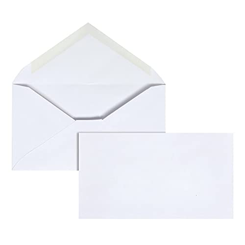 Office Depot All-Purpose Envelopes, 6 3/4 (3 5/8in. x 6 1/2in.), White, Box of 500, 78105