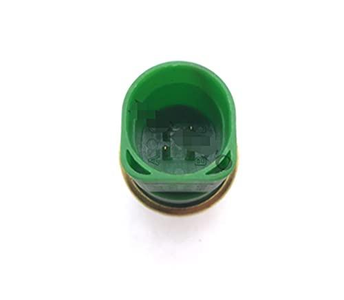 SYUCHENG 059919501A Sensor de temperatura del refrigerante de autocares Auto Green Sensor de temperatura del refrigerante Interruptor de temperatura + enchufe Fit para VW Passat Fit for Golf Fit para