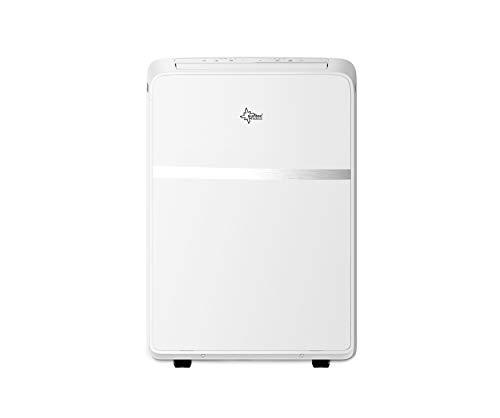 Aire acondicionado local móvil Advance 9.0 Eco R290 | Silencioso | Tubo para la evacuación del aire condensado | Enfriar habitacion hasta 34 m2 | 9.000 BTU/h | Clasific. energética A | SUNTEC WELLNESS