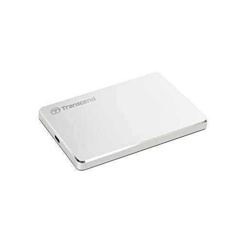 Transcend 2TB USB 3.1 Gen 1 USB Type-C StoreJet 25C3S SJ25C3S externe Festplatte TS2TSJ25C3S