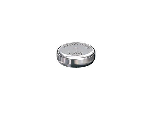 VARTA Lot de 4 Piles oxyde argent pour montres V379 (SR63) SR521SW 1,55 Volt 14 mAh