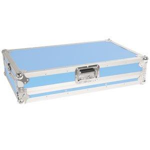 Zomo 0030101986 platenkoffer set DX voor 2x Denon DN-S1000 en 10 inch mixer blauw