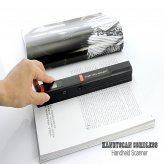 Convenient HandyScan Portable Digital Scanner with Micro SD Memory Card(Handheld, Cordless) New Gadget