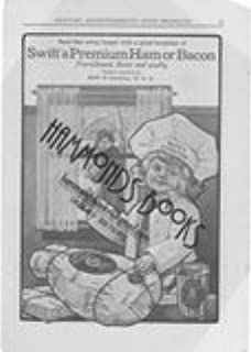 Advertisement for Swifts Premium Ham or Bacon -