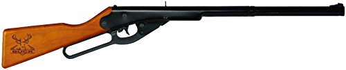 Daisy Youth Model 105 Buck Spring-Air BB Rifle Gun (Brown/Black, 29.8 Inch)