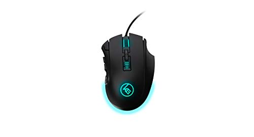 IOGEAR 12 Button MMO Gaming Mouse -GME680