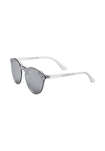 HALLHUBER Spiegelbrille silber, O.A