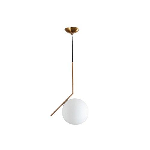 Colgante Luminoso nuevo moderno Simple moderno diseño decorativo techo comedor salón lustre blanco