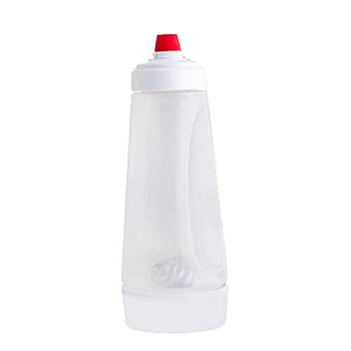 OTentW Batidora de Mano Botella mezcladora Mezclador de Masa Dispensador Cupcake Pancake Batter Shaker Bottle Herramientas de Cocina