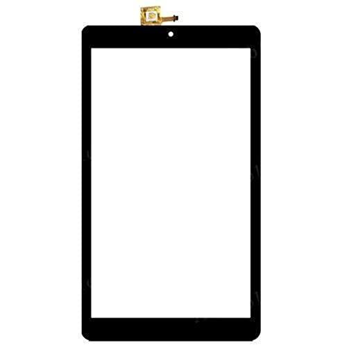 Digitalizador de Pantalla táctil de 10,1 Pulgadas LWGB10100180 para Alcatel OneTouch Pixi 3 10 3G 8080 8079 9010X Tablet PC OT 8080 OT 8079 (Color : Black)