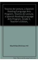 Paperback Tesoros de lectura, A Spanish Reading/Language Arts Program, Grade 4, Teacher's Edition, Unit 6 (ELEMENTARY READING TREASURES) (Spanish Edition) [Spanish] Book