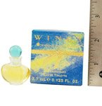 WINGS by Giorgio Beverly Hills EDT .12 OZ MINI for WOMEN (0.12 Ounce Mini Cologne)