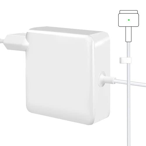 Compatibile con caricabatterie MacBook Pro, alimentatore Magsafe 60W T-Tip, adatto per Mac Book Air 13 pollici (vecchio modello da metà 2012), adatto per 45W / 60W