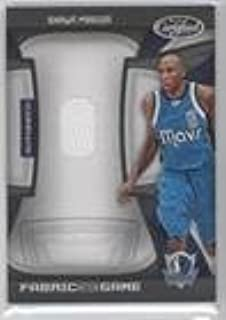 Shawn Marion #42/99 (Basketball Card) 2009-10 Panini Certified - Fabric of the Game - Jersey Number Die-Cut #FOG-SM