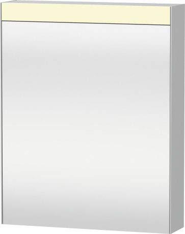 Duravit Goede spiegelkast 610 mm, 1 spiegeldeur rechts scharnierend - LM7820R0000