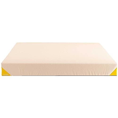 Baldiflex Colchón individual de látex, Eco 18, medida 100 x 200 cm, altura 18 cm