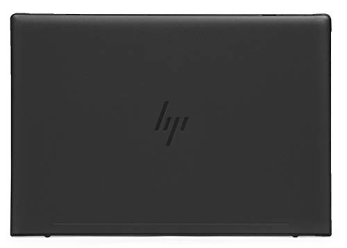 mCover Hard Shell Case for 13.3' HP Envy 13-AHxxxx / 13-AQ0000 Series (NOT Compatible with Other HP Series) Laptop PCs - Envy13-AH-AQ Black