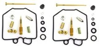 Set of 2 Carburetor Rebuild Kits - Compatible with Honda 1980-1982 CX500