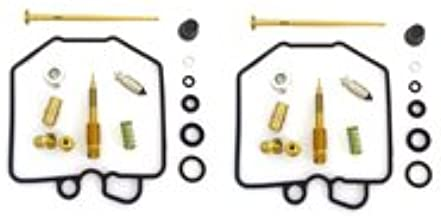 Set of 2 Carburetor Rebuild Kits - Compatible with Honda 1980-1982 CX500
