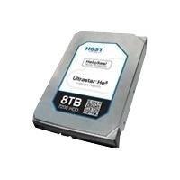HGST HUH728080AL5204 Ultrastar He8 HUH728080AL5204 - Disco duro interno (8 TB, 3,5', SAS 12 Gb/s, 7200 rpm, búfer de 128 MB)