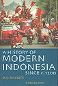 A History of Modern Indonesia Since c. 1200 (3rd Edition) Softcover