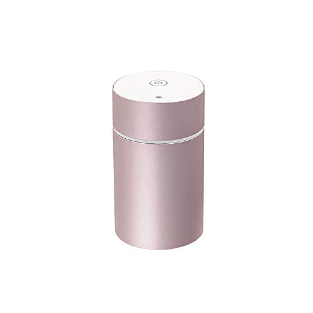 地獄地震チャネル生活の木 アロマディフューザー(ピンク)aromore mini(アロモアミニ) 08-801-7020