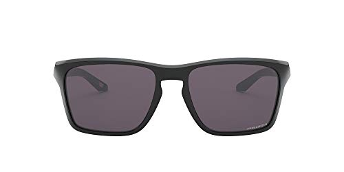 Oakley Unisex-Adult OO9448-0157 Sunglasses, Polished Black, 57